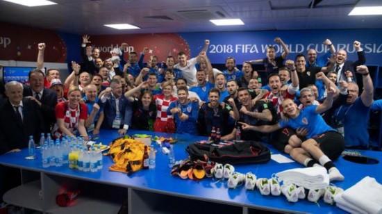 克罗地亚晋级决赛