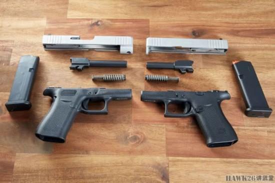 金发人体150第一名_评测:格洛克43X/48手枪 最新超薄型手枪参与激烈市场竞争_荔枝网 ...