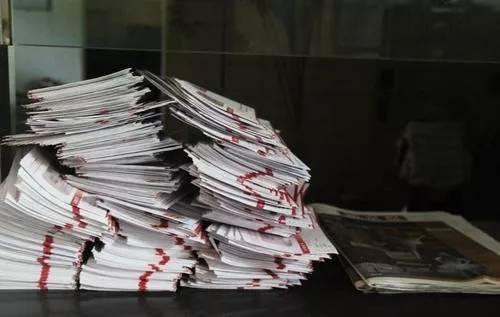 震惊!海南一官员写95本嫖娼日记记录过程