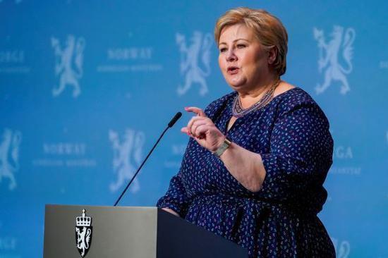 挪威首相索尔贝格