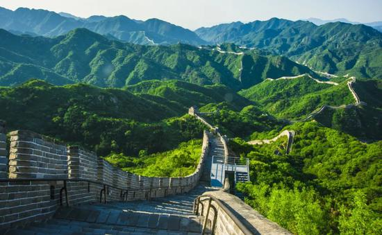 八达岭长城今起上调单日游客量