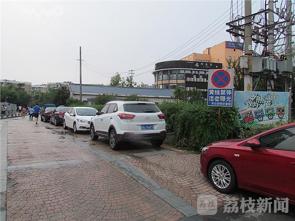 """红山动物园地铁站门口成免费""""停车场""""?"""