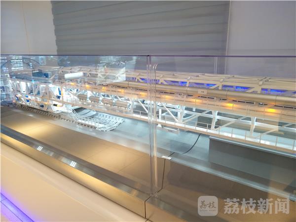 全国首个大盾构数据监控中心落户南京