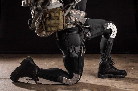 美国举办可穿戴机器人展会 聚焦技术发展趋势