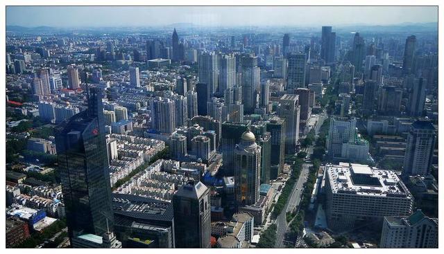 长三角城市群规划出炉 详解江苏九市未来发展