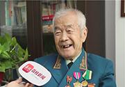 93岁老战士的幸福秘籍:两个字,知足|记者手记