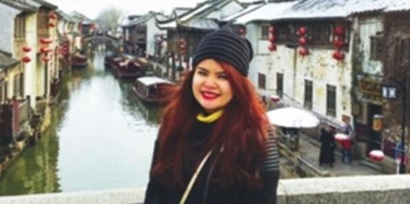 一名老挝留学生的七年苏州情缘