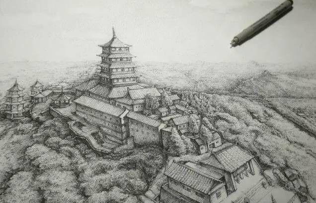 荔枝新闻 江苏    南通支云塔位于狼山广教寺的