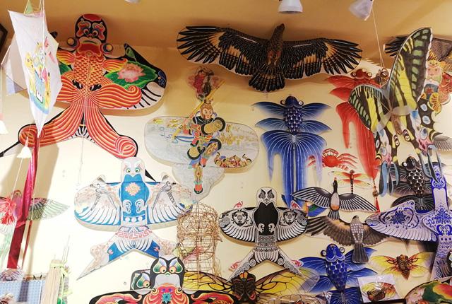 北京:探访宫廷风筝店 已有百年历史