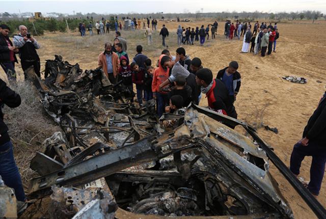 加沙地带:7名巴勒斯坦人在以军事行动中死亡