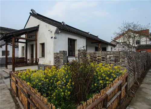 Chic homestays in Qibang village