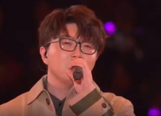 2019江苏跨年丨灵魂歌手毛不易深情演绎香蜜主题曲 唱哭全场