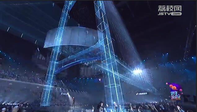 2019江苏跨年丨天哪!港珠澳大桥登上跨年舞台