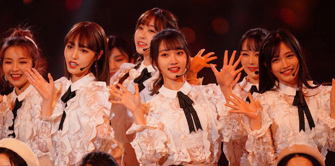 SNH48一首《Twinkle Twinkle》火热开场