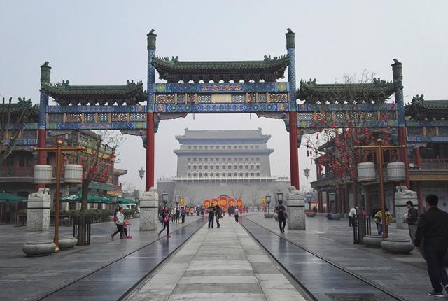"""北京:""""天街""""经营策略不变 依旧坚持打造文化体验式消费街区"""