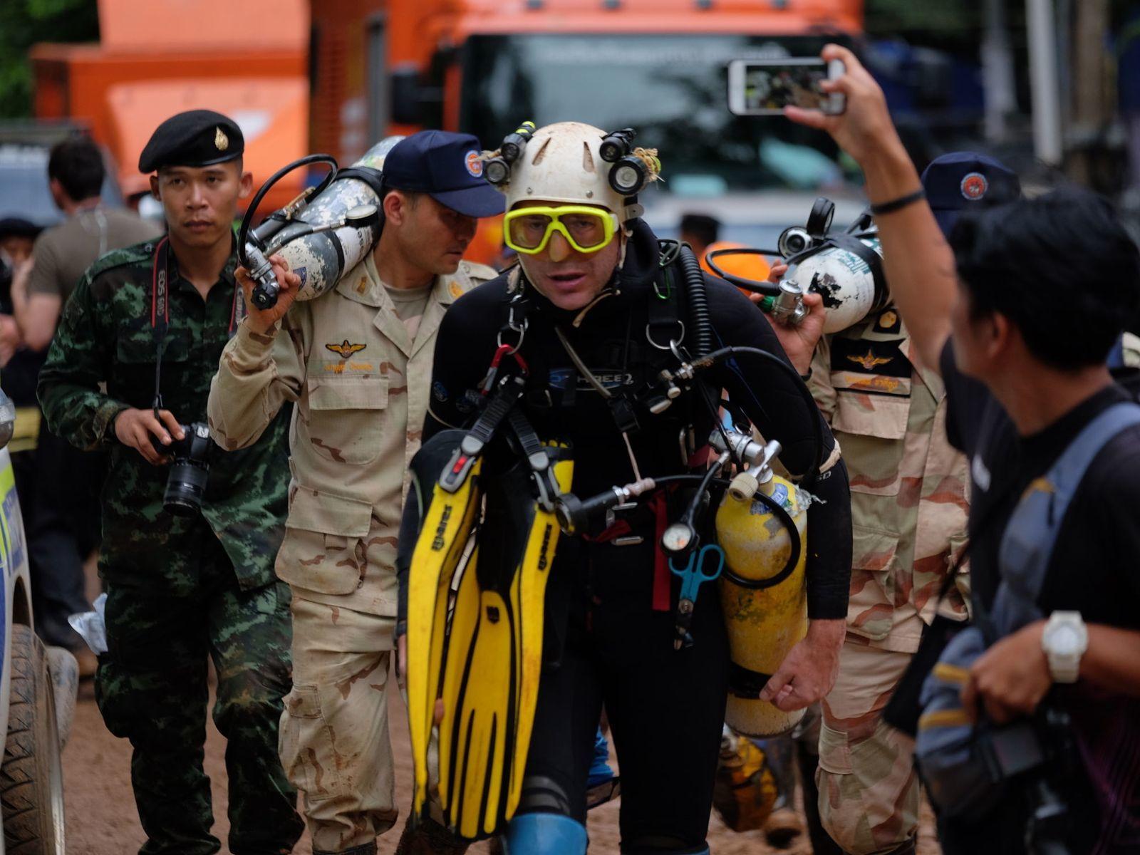 泰国大救援,全世界翻出了压箱底的黑科技