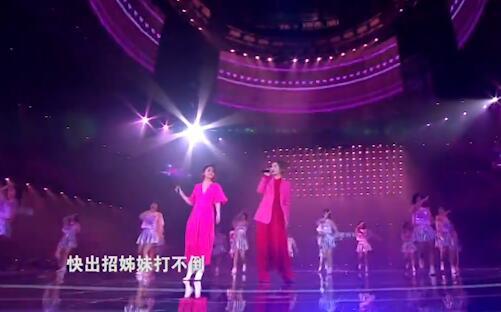 2019江苏跨年丨满满回忆杀!阿娇婚后Twins首合体
