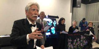 日本友人悼念南京大屠殺死難者