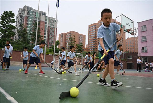 北京市教委发布2019年冰雪进校园系列活动计划