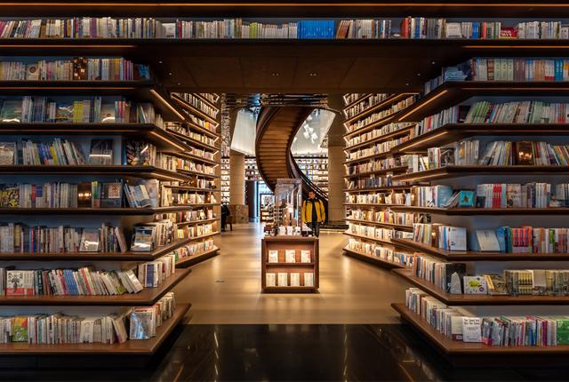 """快开学啦 挑个""""网红""""书店去读书吧"""