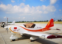 China Light Aircraft National Team into first training in Yancheng