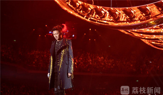 用奮斗點亮幸福!江蘇衛視2020年跨年演唱會全程直擊