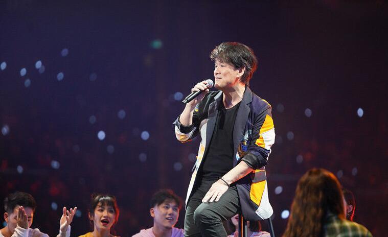唱盡江湖歸來仍是《少年》,周華健新歌唱給有閱歷的人聽
