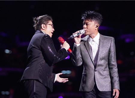 2021江苏跨年|韩红李克勤实力对唱 经典老歌好听哭了!
