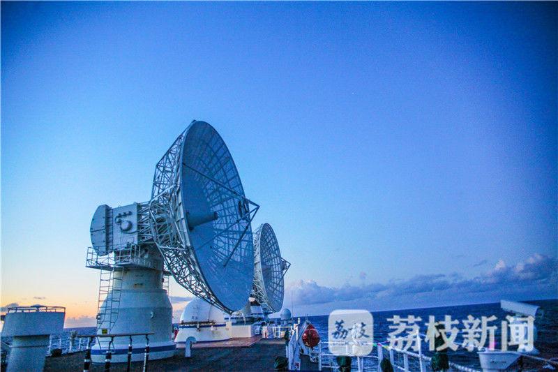 中国航海日:远望号火箭运输船队加快设备巡修巡检,备战高密度海上运输任务