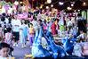 2021年7月16日,沈阳,第二届格鲁特·梅×星星市集开张,小丑嘉年华、百+全国文创咖、音乐节、艺术展、享美食等多个活动板块带给市民一个特别的消暑文化体验。