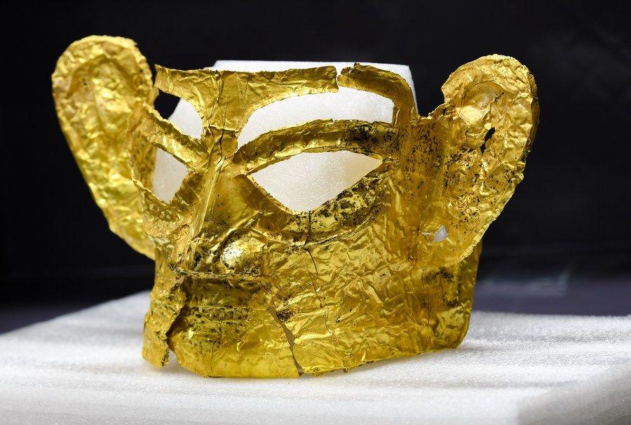 New finds at Sanxingdui Ruins show creative power of ancient China
