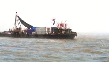 黄金水道上的又一次奇迹起航——探访南通海太通道水上勘察现场